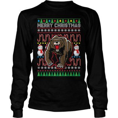 Bear Merry Christmas long sleeve 400x400 - Bear Merry Christmas sweatshirt, hoodie, long sleeve