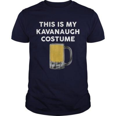 Beer This is my Kavanaugh Costume guys tee 400x400 - Beer This is my Kavanaugh Costume shirt, hoodie, guy stee, sweater