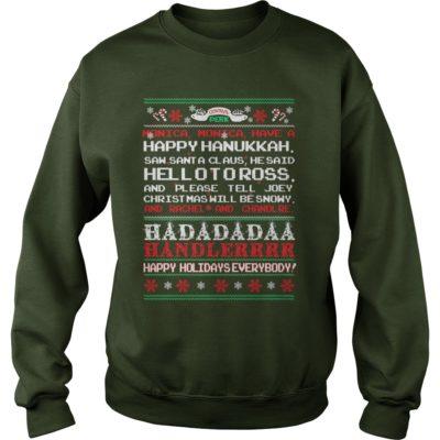 Central perk Monica Monica have a happy Hanukkah Christmas sweaters 400x400 - Central perk Monica Monica have a happy Hanukkah Christmas sweatshirt, hoodie