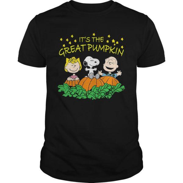 Charlie Brown Its the Great Pumpkin shirt 600x600 - Charlie Brown It's the Great Pumpkin shirt, hoodie, long sleeve