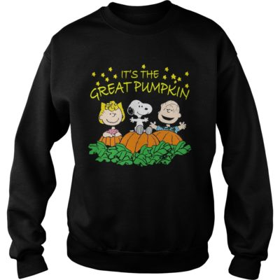 Charlie Brown Its the Great Pumpkin sweater 400x400 - Charlie Brown It's the Great Pumpkin shirt, hoodie, long sleeve