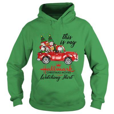 Charlie Brown Snoopy Hallmark Christmas movie hoodie 400x400 - Charlie Brown Snoopy Hallmark Christmas movie sweatshirt, long sleeve