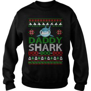 Daddy Shark Doo Doo Doo Christmas sweatshirt 300x300 - Daddy Shark Doo Doo Doo Christmas sweatshirt, hoodie, long sleeve