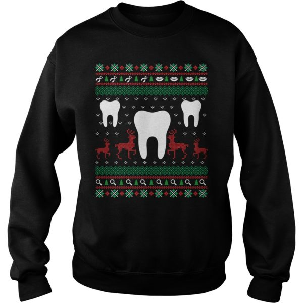 Dentist Christmas sweater 600x600 - Dentist Christmas sweater, long sleeve, t-shirt, hoodie