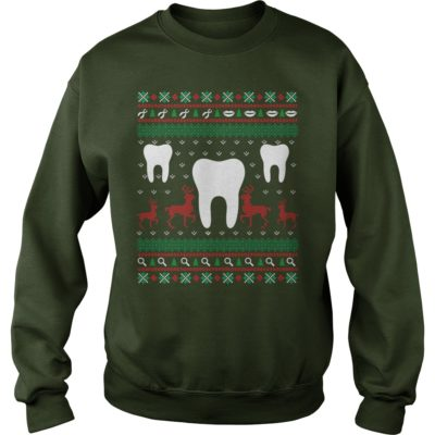 Dentist Christmas sweatshirt 400x400 - Dentist Christmas sweater, long sleeve, t-shirt, hoodie