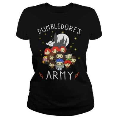 Dumbledores Army ladies tee 400x400 - Dumbledore's Army shirt, hoodie, long sleeve, sweater