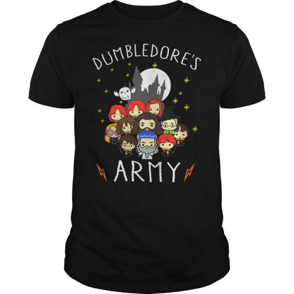 Dumbledores Army shirt 600x600 - Dumbledore's Army shirt, hoodie, long sleeve, sweater