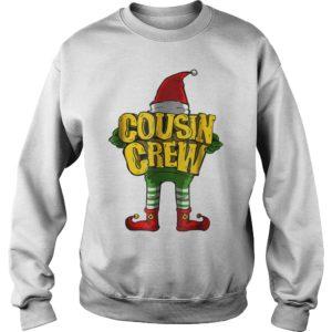 Elf Cousin crew sweater 300x300 - Elf Cousin crew sweater, long sleeve, t-shirt, hoodie