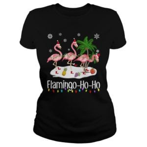 Flamingo Ho Ho shirt 300x300 - Flamingo Ho Ho shirt, hoodie, sweater, long sleeve