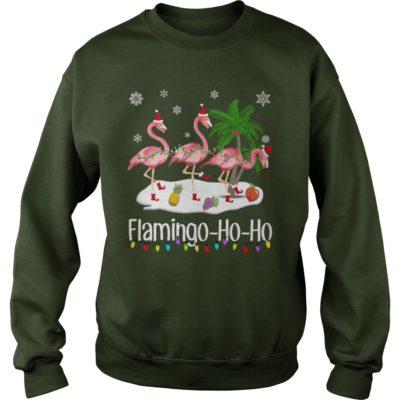Flamingo Ho Ho sweater 400x400 - Flamingo Ho Ho shirt, hoodie, sweater, long sleeve