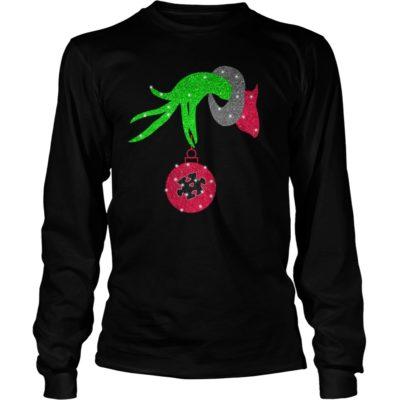 Grinch hand holding Autism long sleeve 400x400 - Grinch hand holding Autism shirt, ladies tee, long sleeve, tank top
