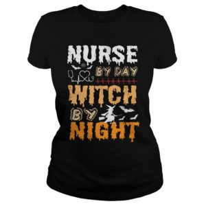 Halloween Nurse by day Witch by Night t shirt 300x300 - Halloween Nurse by day Witch by Night shirt, ladies tee, hoodie
