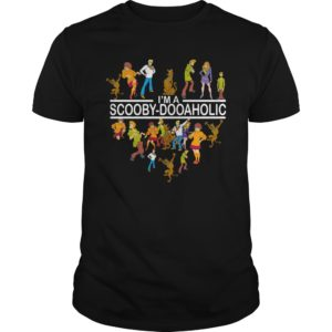 Im a Scooby Doo Aholic t shirt 300x300 - I'm a Scooby Doo Aholic t-shirt, ladies tee, hoodie, long sleeve