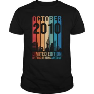 October 2010 Limited Edition 8 years of being awesome t shirt 300x300 - October 2010 Limited Edition 8 years of being awesome shirt, long sleeve