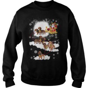 Reindeer Dachshund Christmas sweatervvvvv 300x300 - Reindeer Dachshund Christmas sweater, hoodie, long sleeve