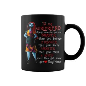 Sally To my girlfriends always remember you are braver mug 300x300 - Sally To my girlfriends always remember you are braver mug