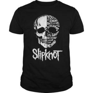 Skull Slipknot shirt 300x300 - Skull Slipknot shirt, guys tee, long sleeve, hoodie