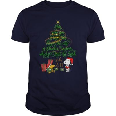 Snoopy For Unto You Is Born This Day In The City Of David a Saviour guys tee 400x400 - Snoopy For Unto You Is Born This Day In The City Of David a Saviour shirt