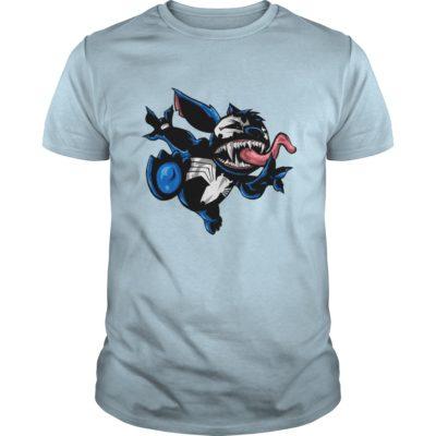 Stitch Venom guys tee 400x400 - Stitch Venom shirt, long sleeve, guys tee, hoodie