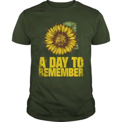 Sunflowers A Day To remember guys tee 400x400 - Sunflowers A Day To remember t-shirt, long sleeve, hoodie