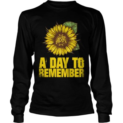 Sunflowers A Day To remember long sleeve 400x400 - Sunflowers A Day To remember t-shirt, long sleeve, hoodie