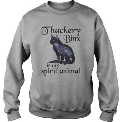 Thackery Binx Is My spirit animal sweater 400x400 - Thackery Binx Is My spirit animal shirt