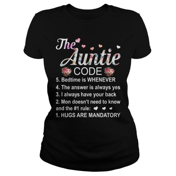 The Auntie Code t shirt 600x600 - The Auntie Code shirt, ladies tee, sweater, hoodie