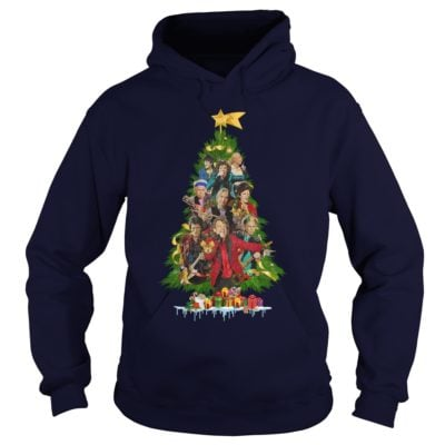 The Rolling Stones Christmas Tree hoodie 400x400 - The Rolling Stones Christmas Tree sweatshirt, hoodie, long sleeve