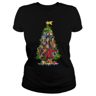 The Rolling Stones Christmas Tree ladies tee 400x400 - The Rolling Stones Christmas Tree sweatshirt, hoodie, long sleeve
