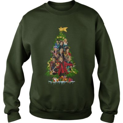 The Rolling Stones Christmas Tree sweater 400x400 - The Rolling Stones Christmas Tree sweatshirt, hoodie, long sleeve