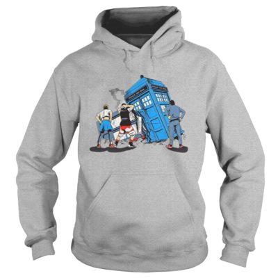 The Tardis and police box hoodie 400x400 - The Tardis and police box shirt, guys tee, long sleeve, ladies tee