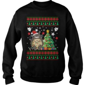 Totoro Christmas sweater 300x300 - Totoro Christmas sweater, long sleeve, ladies tee, hoodie