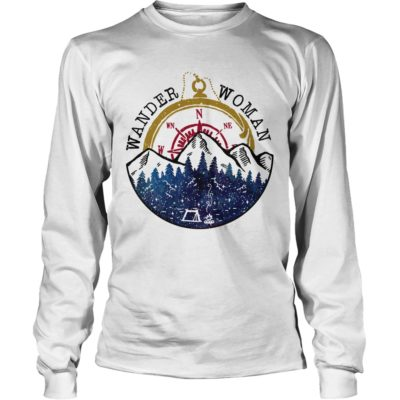 Wander Women long sleeve 400x400 - Wander Women shirt, ladies tee, guys tee, long sleeve