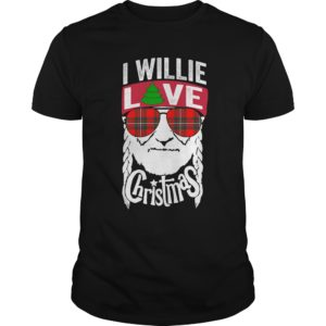 Willie Nelson I willie love Christmas shirt 300x300 - Willie Nelson I willie love Christmas shirt, sweatshirt, hoodie