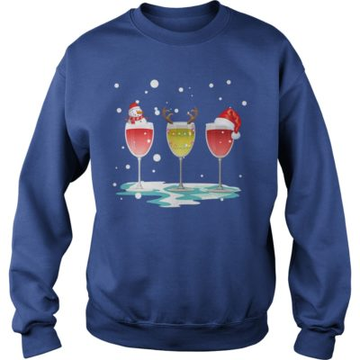 Wine Christmas sweater 400x400 - Wine Christmas shirt, sweater, long sleeve, hoodie