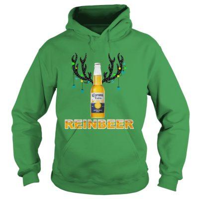 Corona Extra Reinbeer Christmas hoodie 400x400 - Corona Extra Reinbeer Christmas sweatshirt, long sleeve, t-shirt