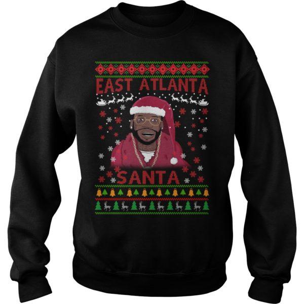 East Atlanta Santa Christmas with Gucci Mane sweater 600x600 - East Atlanta Santa Christmas with Gucci Mane sweater, hoodie