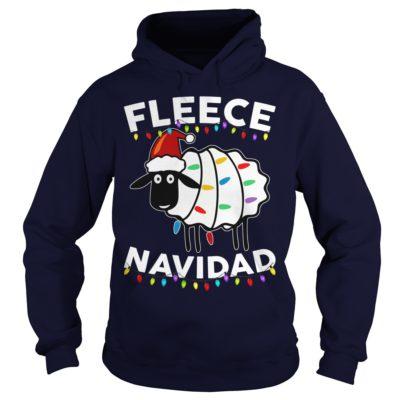 Fleece Navidad Christmas hoodie 400x400 - Fleece Navidad Christmas sweatshirt, long sleeve, hoodie, t-shirt