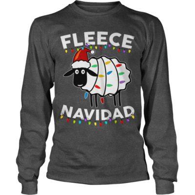 Fleece Navidad Christmas long sleeve 400x400 - Fleece Navidad Christmas sweatshirt, long sleeve, hoodie, t-shirt