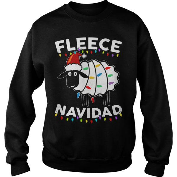 Fleece Navidad Christmas sweatshirt 600x600 - Fleece Navidad Christmas sweatshirt, long sleeve, hoodie, t-shirt