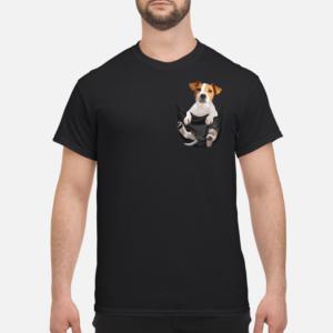 Jack Russell copy men s t shirt black front 1 300x300 - Pocket Jack Russell shirt, long sleeve, guys tee, sweater
