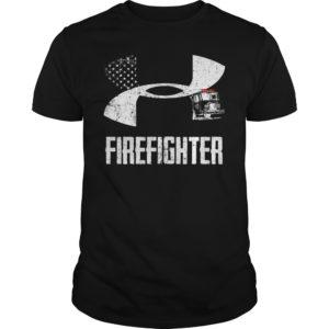 Under Armour Firefighter shirt 300x300 - Under Armour Firefighter shirt, long sleeve, hoodie, tank top