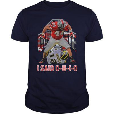 Zach Boren I said Ohio guys tee 400x400 - Zach Boren I said Ohio shirt, long sleeve, sweatshirt, sweatshirt