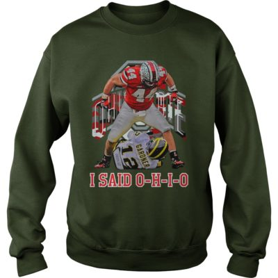 Zach Boren I said Ohio sweatshirt 400x400 - Zach Boren I said Ohio shirt, long sleeve, sweatshirt, sweatshirt