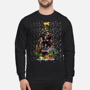 dean winchester christmas tree sweatshirt unisex sweatshirt jet black front 1 300x300 - Dean Winchester Christmas tree sweatshirt, hoodie, t-shirt