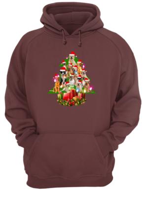 the dogs christmas tree sweatshirt unisex hoodie hot chocolate front 292x400 - The Dogs Christmas tree sweatshirt, hoodie, t-shirt