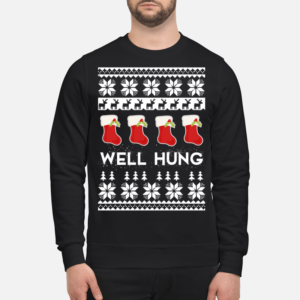 well hung sweatshirt unisex sweatshirt jet black front 300x300 - Well Hung sweatshirt, hoodie, long sleeve, ladies tee