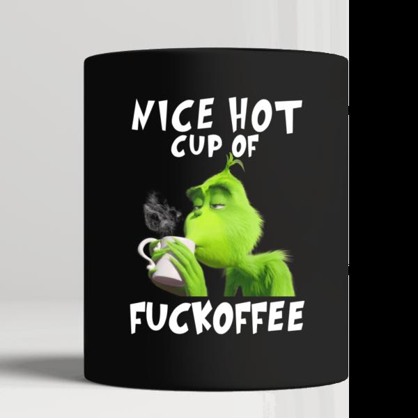 the grinch nice hot cup of fuckoffee mug black mug black center 1 600x600 - The Grinch Nice Hot Cup of Fuckoffee mug