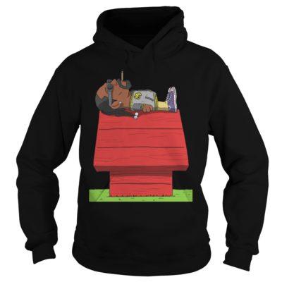 Snoop Dogg Snoopy dog hou 400x400 - Snoop Dogg Snoopy dog house shirt, hoodie