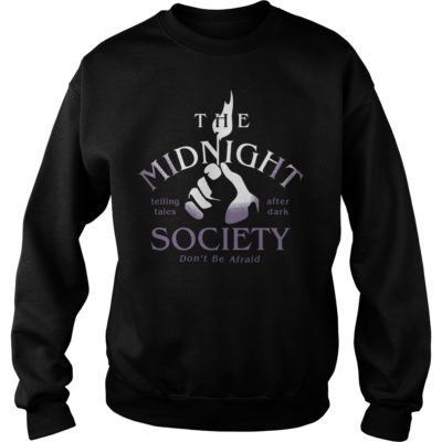The midnight telling tales after dark society dont be afraid shirtvvv 400x400 - The midnight telling tales after dark society don't be afraid shirt